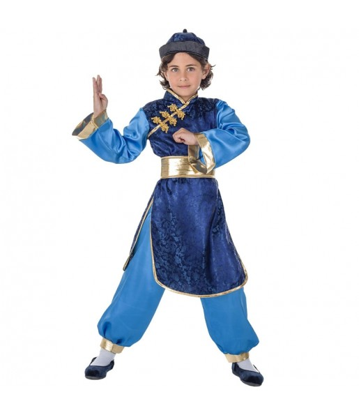 Disfraz de Chino Elegante para niño