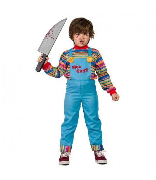 Disfraz de Chucky el Muñeco Diabólico niño