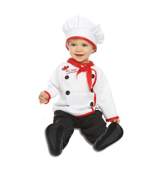 Disfraz de Cocinero Masterchef para bebé