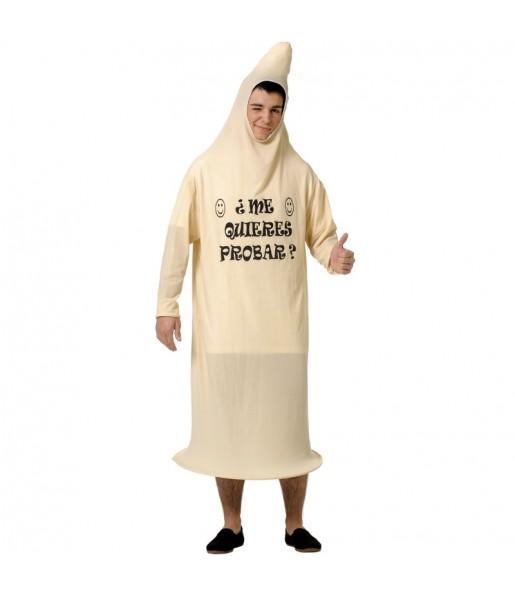 Disfraz de Condón para adulto