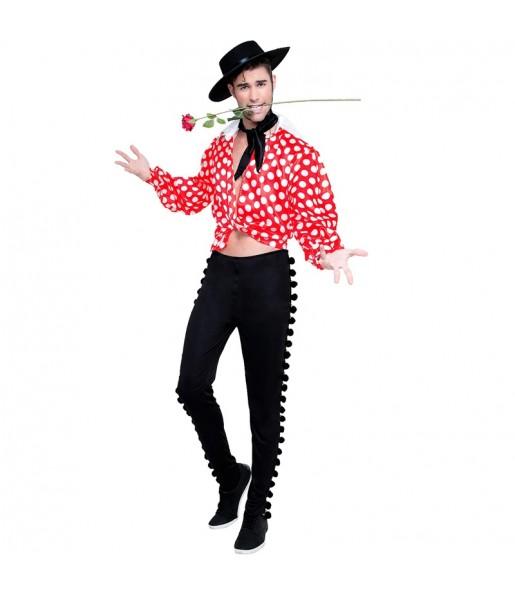 Disfraz de Cordobés Cómico para hombre