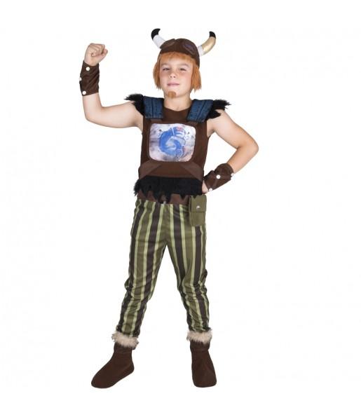 Disfraz de Crogar para niño Zak Storm
