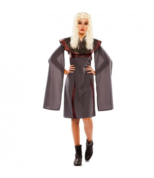 Disfraz de Daenerys Targaryen para mujer