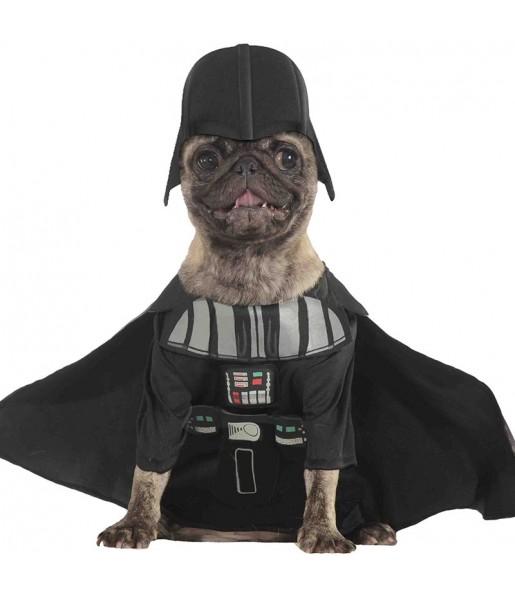 Disfraz de Darth Vader Star Wars para perro