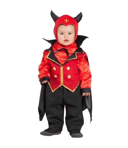 Disfraz de Demonio Elegante para bebé