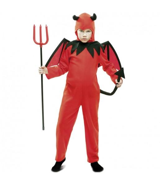 Disfraz de Diablo Rojo