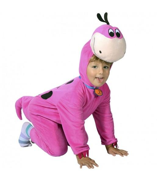 Disfraz de Dino Los Picapiedra para bebé