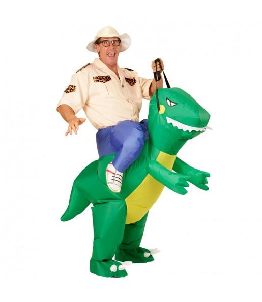 Disfraz de Dinosaurio Ride On