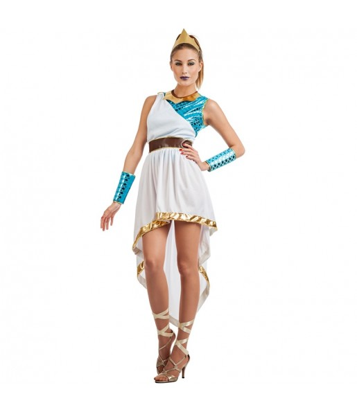 Disfraz de Diosa del Mar para mujer