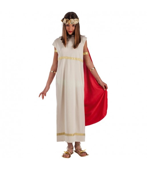 Disfraz de Diosa Griega Olimpo para niña
