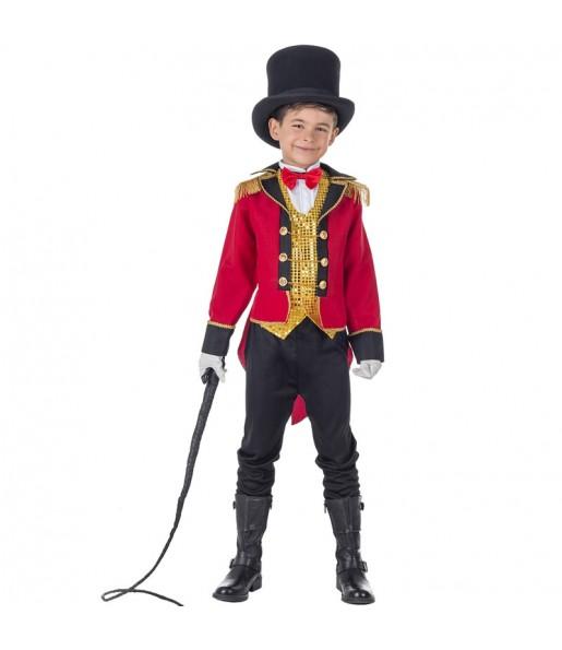 Disfraz de Domador Circo para niño