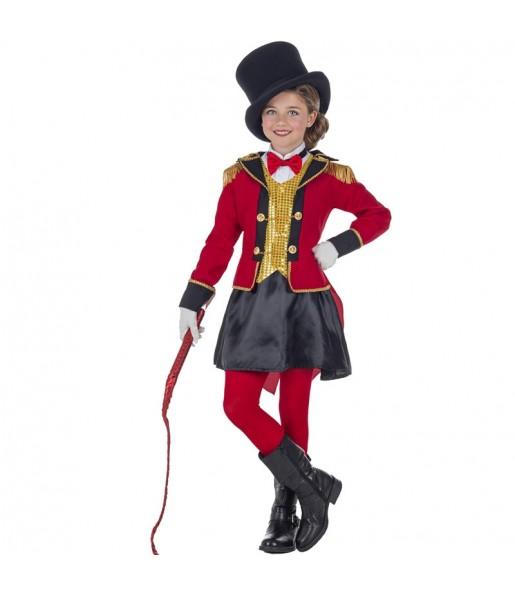 Disfraz de Domadora Circo para niña