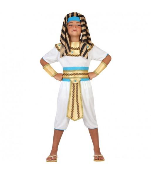 Disfraz de Egipcio Rey del Nilo para niño