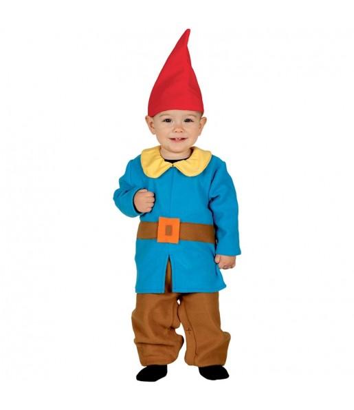 Disfraz de Enanito del Bosque para bebé