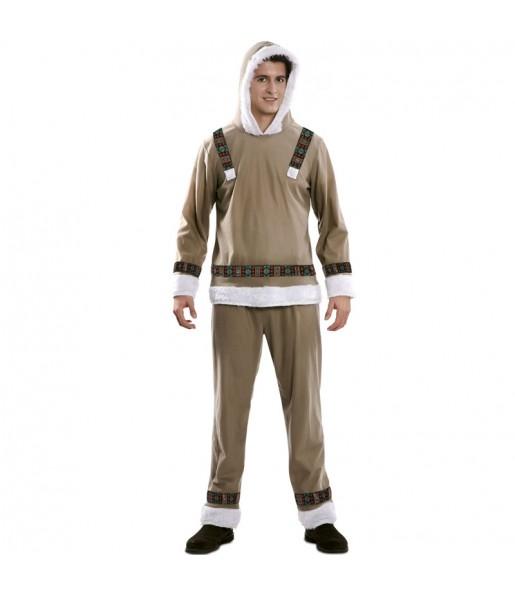 Disfraz de Esquimal Inuit para hombre