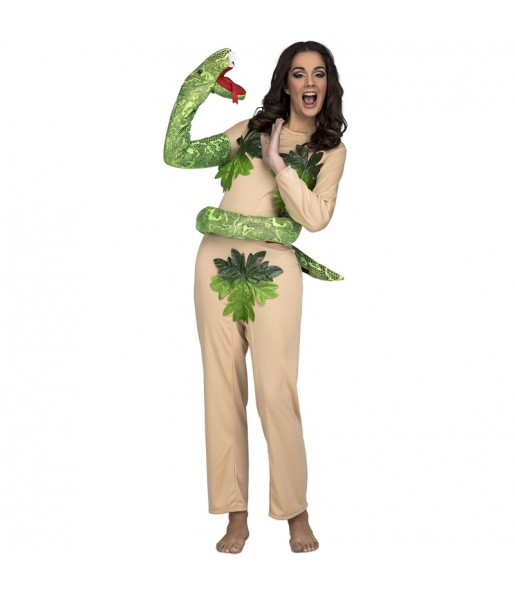 Disfraz de Eva Paraíso para mujer