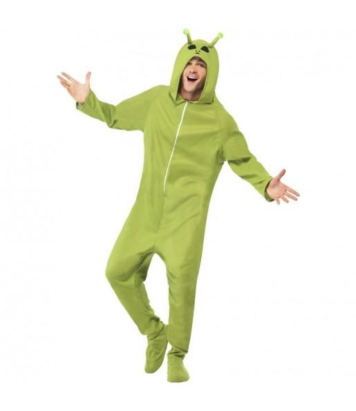 Disfraz de Extraterrestre Kigurumi para adulto