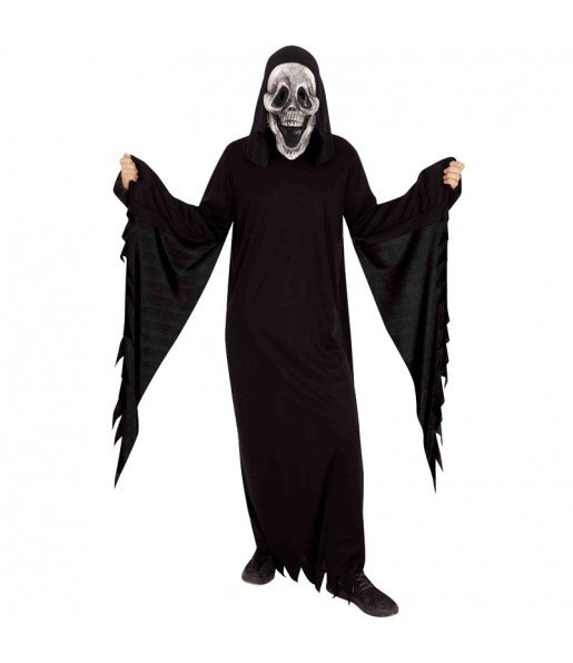 Disfraz de Fantasma Skull para hombre
