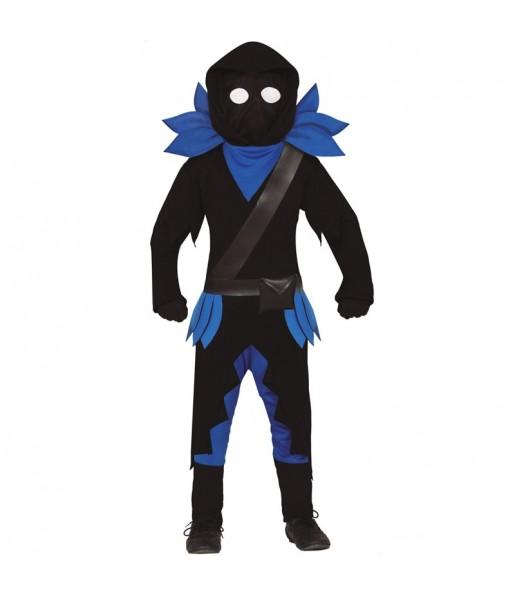 Disfraz de Fortnite Raven para niño