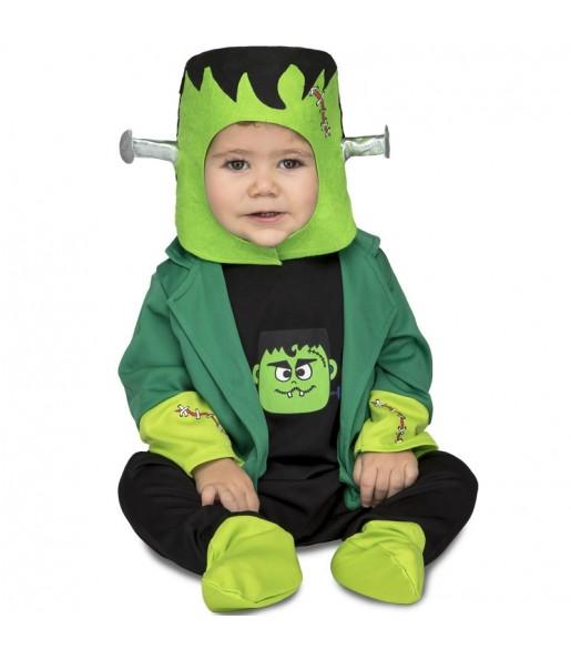 Disfraz de Frankenstein Bebé