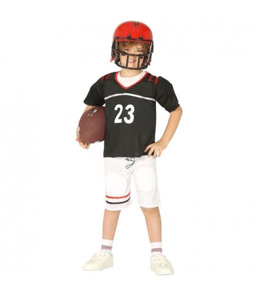 Disfraz de Fútbol Americano infantil