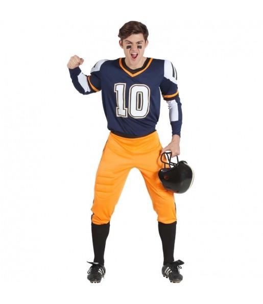 Disfraz de Fútbol Americano NFL para hombre