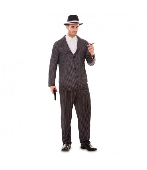 Disfraz de Gánster para hombre