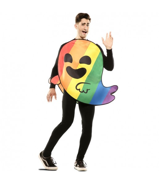 Disfraz de Gaysper para adulto