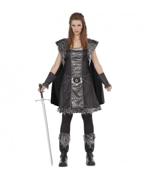 Disfraz de Guerrera Juego de Tronos para mujer