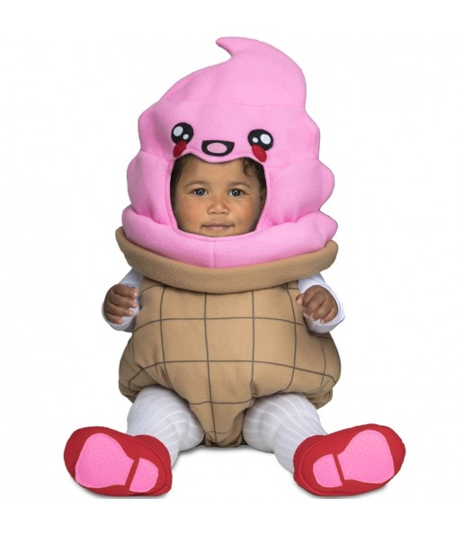 Disfraz de Helado para bebé balloon