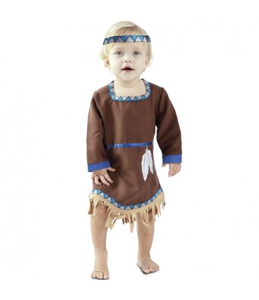 Disfraz de India Pocahontas Bebé