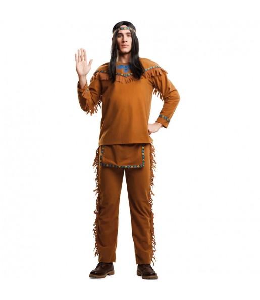 Disfraz de Indio Americano para hombre