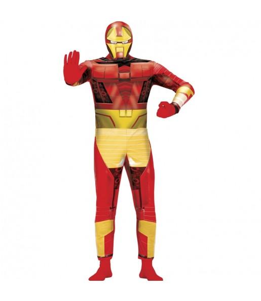 Disfraz de Iron Man Biónico adulto