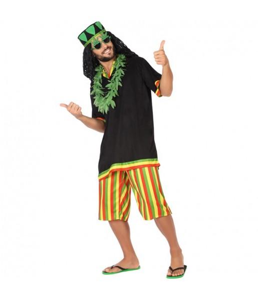 Disfraz de Jamaicano para hombre