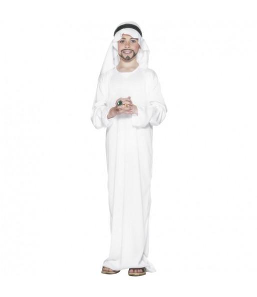 Disfraz de Jeque Árabe para niño