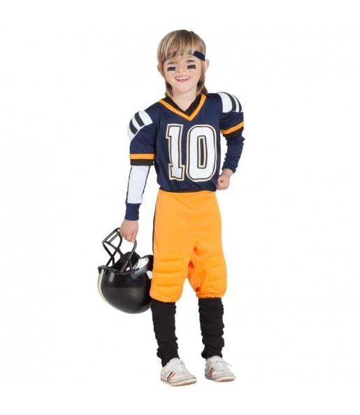 Disfraz de Fútbol Americano NFL para niño