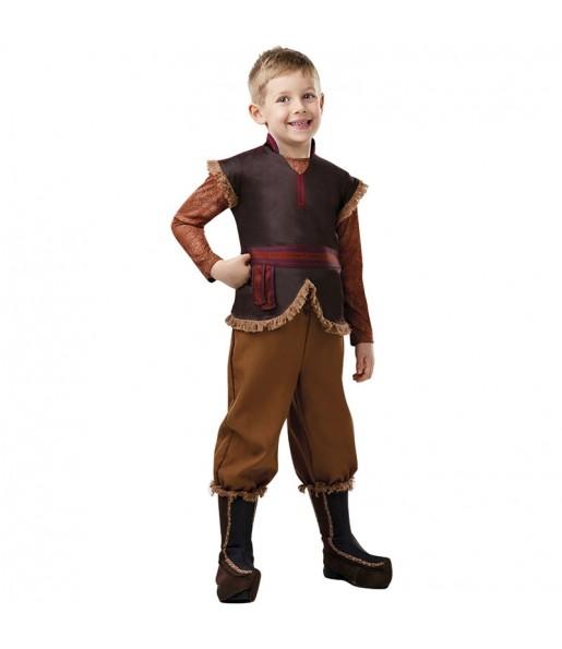 Disfraz de Kristoff Frozen 2 para niño