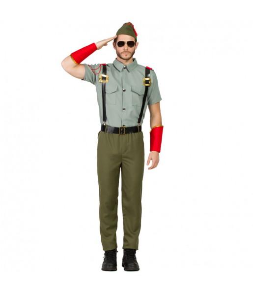 Disfraz de Legionario para hombre