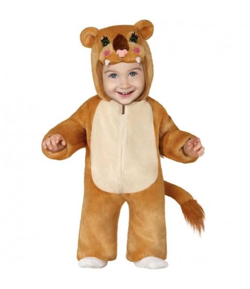 Disfraz de León Bebé