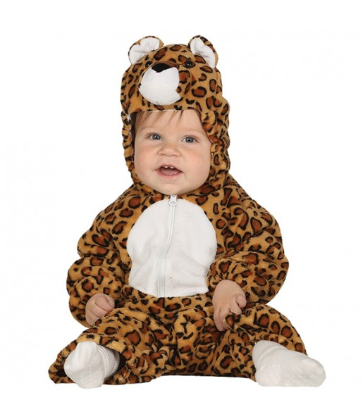 Disfraz de Leopardo para bebé