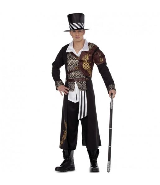 Disfraz de Lord Steampunk para hombre