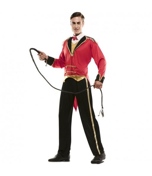 Disfraz de Maestro de Ceremonias Circo para hombre