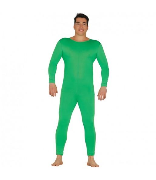 Disfraz Maillot Verde para hombre