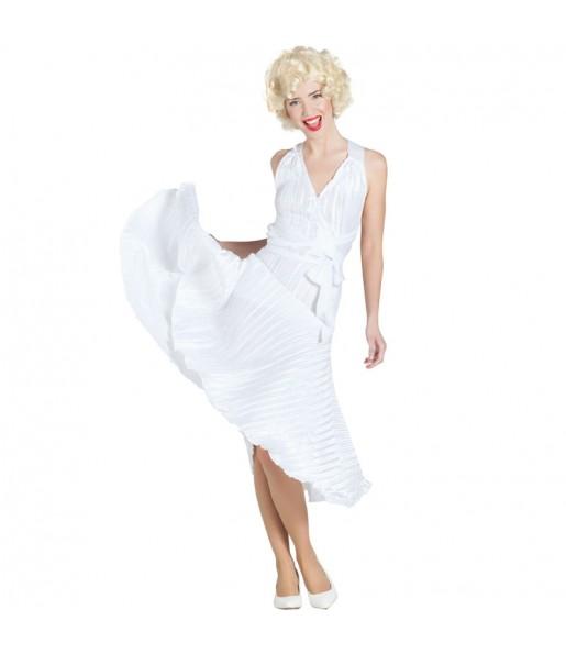 Disfraz de Marilyn Monroe clásico para mujer