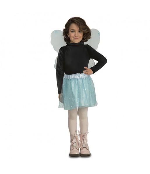Disfraz de Mariposa Azul para niña