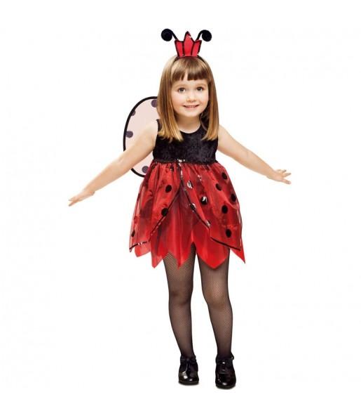 Disfraz de Mariquita Tutú para niña