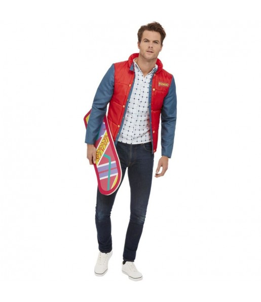 Disfraz de Marty McFly Regreso al Futuro para hombre
