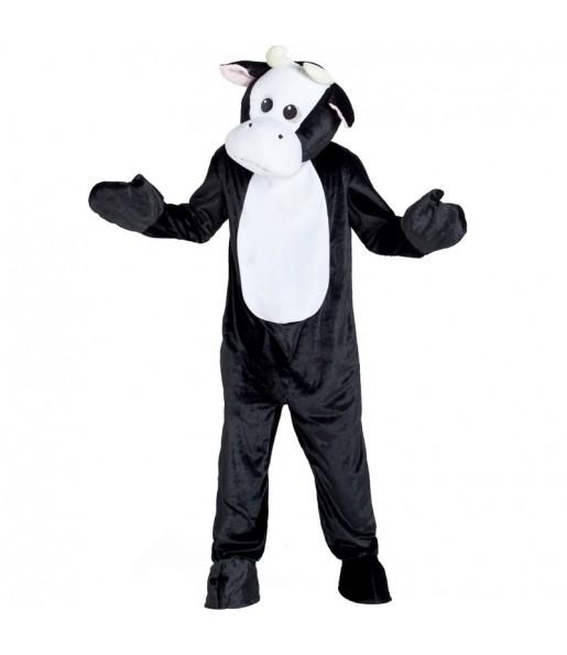 Disfraz de Mascota Vaca para adulto