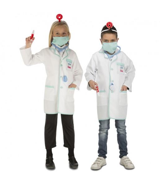 Disfraz de Veterinario con accesorios para niños