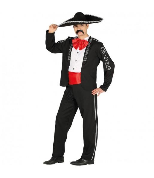 Disfraz de Mejicano Jalisco para hombre